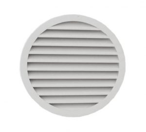 CSO – Wall-mounted air intakes with fixed blades