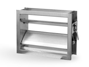PWS special multi-blade air dampers