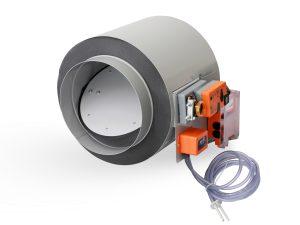 RPP-R air pressure VAV regulators