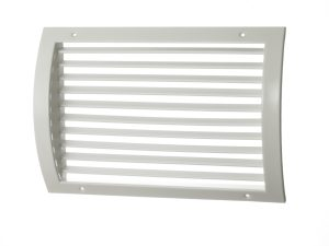 Ventilation grilles with adjustable blades STRW / STRWS / STRS / STRSW