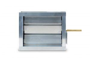ALM aluminum multi-blade dampers