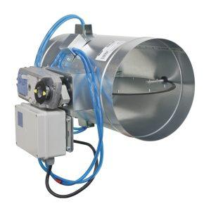 Regulatory zmiennego przepływu powietrza RVP-R-SL