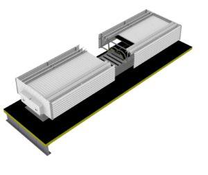 UDC – smoke and heat exhaust unit