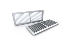 ALW, ALS, ALWS, ALSW Ventilation grilles with movable blades