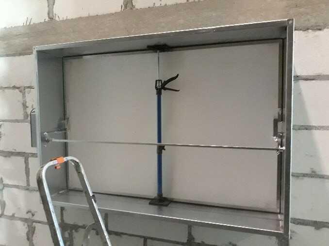 montowanie-klap-przeciwpożarowych