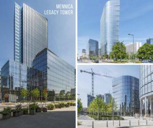 Mennica Legacy Tower - Warszawa