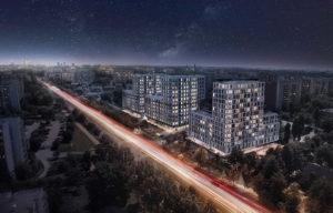 Osiedle mieszkalne Stella II - Warszawa