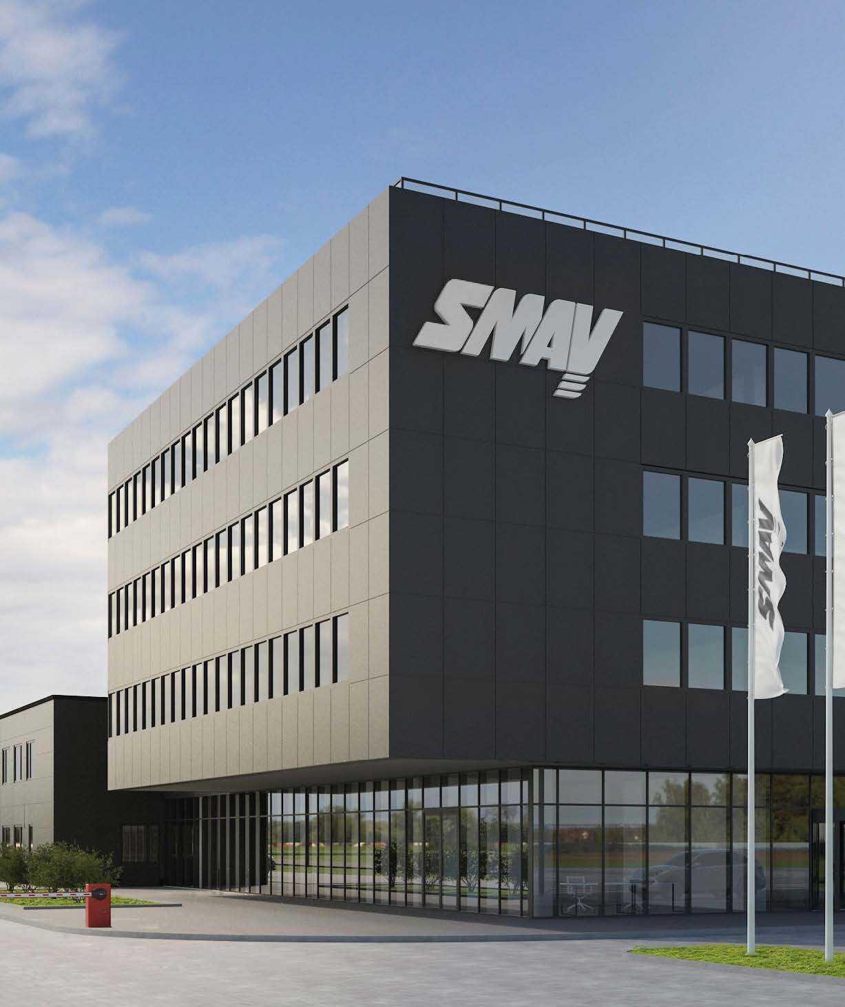 Nowa siedziba Smay - 2