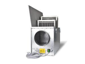 Skuteczne oczyszczanie powietrza w systemach wentylacji kanałowej